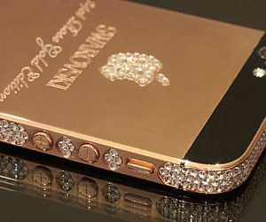 24 Karat Gold iPhone Case