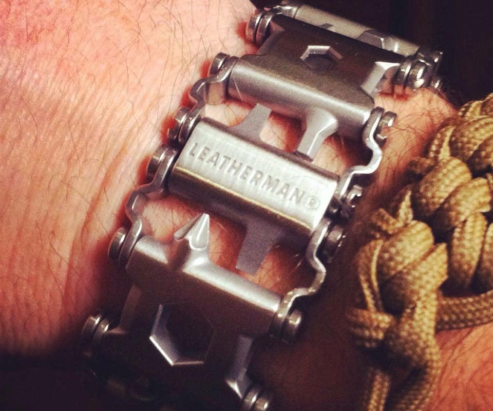 Leatherman Multi-Tool Bracelet