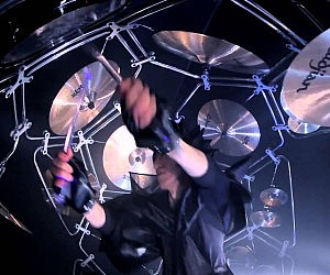 360 Degree Drum Kit