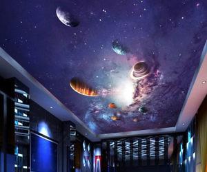 3D Galaxy Starlight 87 Ceiling Wall Paper Print Wall Indoor Wall Murals CA Lemon