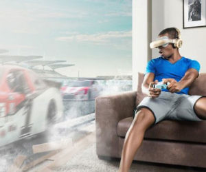 3D Virtual Mobile Theater