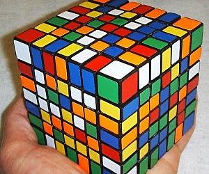 7x7x7 Rubiks Cube