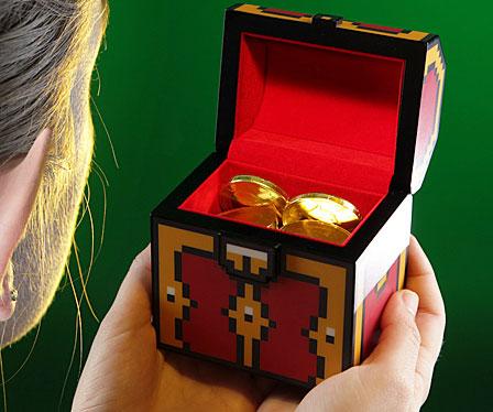 123d611162 8-Bit Treasure Chest