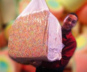 Giant Bag Of Marshmallows
