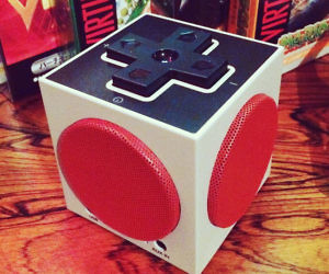 NES Styled Bluetooth Cube ...