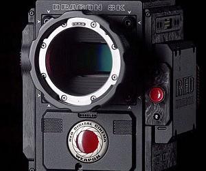 8K Widescreen Camera