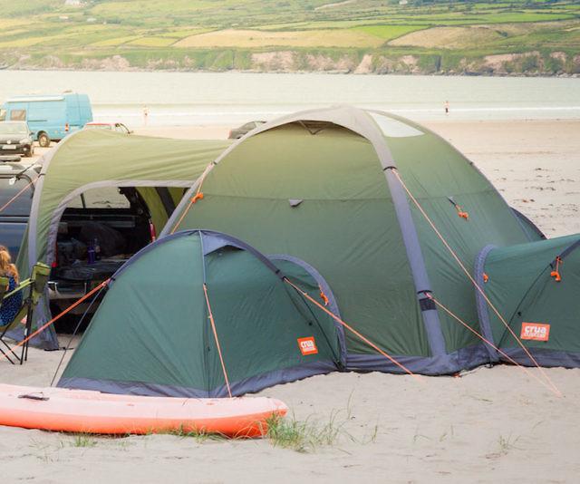Crua One Modular Tent System & One Modular Tent System