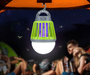 Mosquito Zapping Camping L...