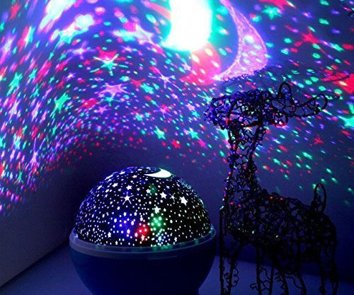 Cosmos Projector Night Light