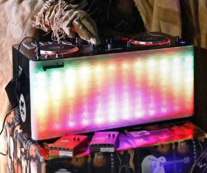 3D Light Show Display