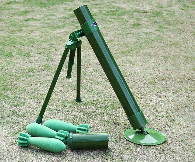 Foam Grenade Soft Bullet Launcher