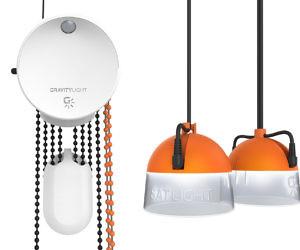 Gravity Self-Powered LED L...