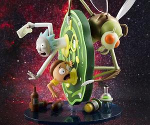 Kid Robot Rick And Morty F...