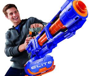 NERF N Strike Elite Minigun