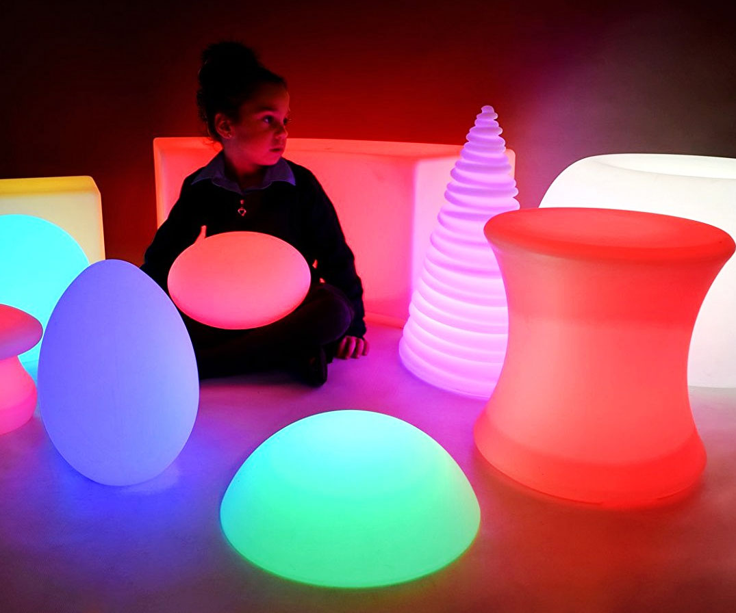 Light Up Furniture - coolthings.us