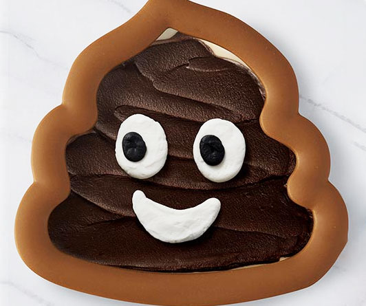 Poop Swirl Cookie Cutter