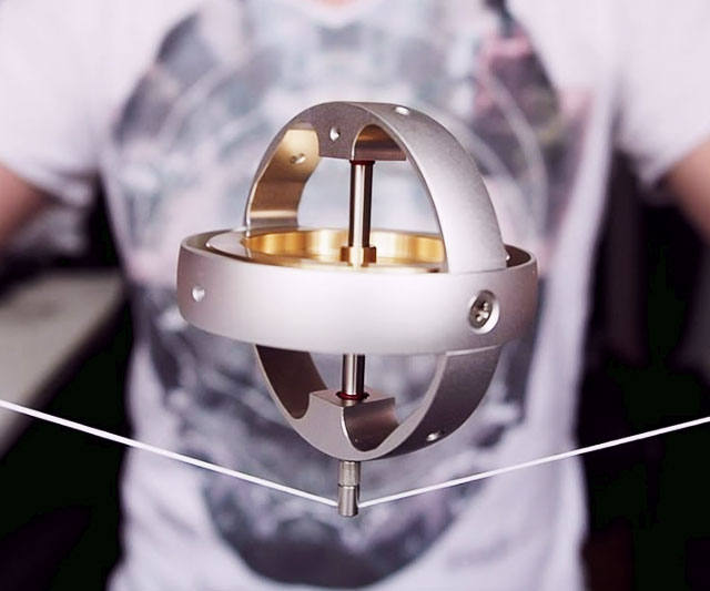 Precision Balancing Gyroscope