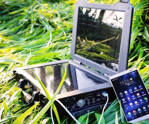 Portable Off-Grid Solar Ge...