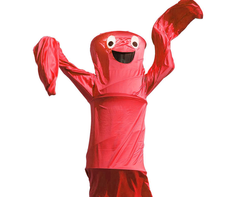 Wacky Waving Tube Man Costume