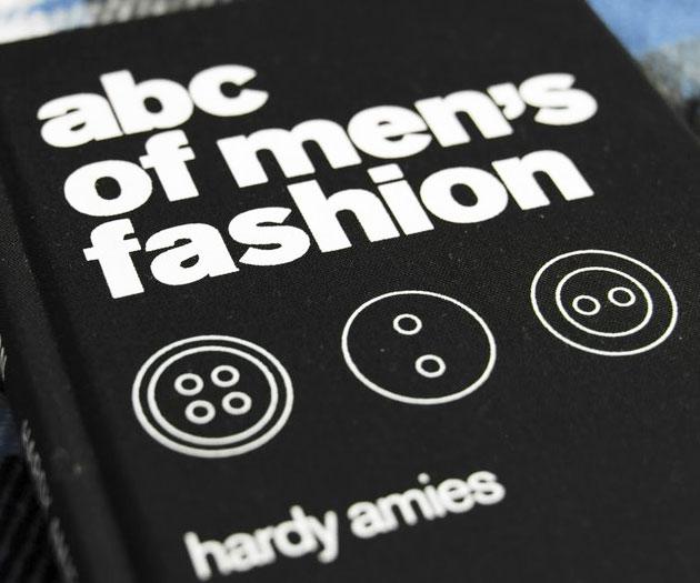 ABC's Of Men's Fashion Book