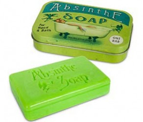 Absinthe Soap Bar