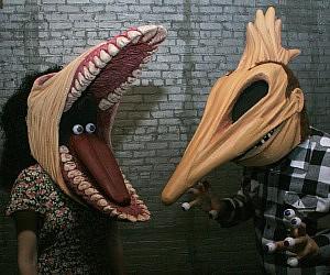 Beetlejuice Maitland Masks