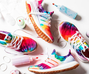 Adidas Tie-Dye Ultraboost Sneakers