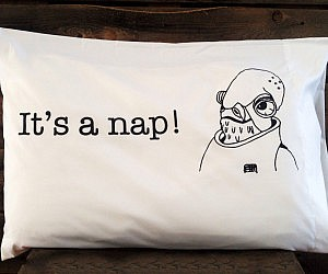 Admiral Ackbar Pillowcase