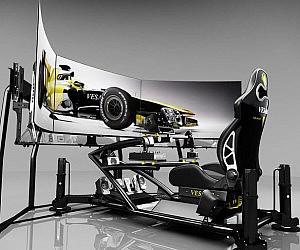 Advanced Racing Simulator