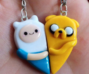 Adventure time ipad cover adventure time friendship necklaces voltagebd Images
