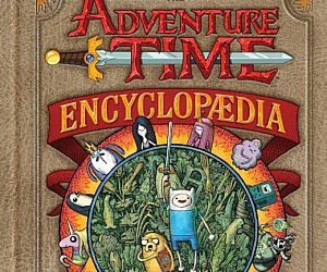 Adventure time ipad cover adventure time encyclopedia voltagebd Images