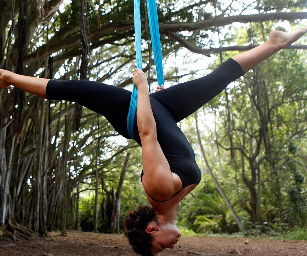 Aerial Yoga Hammock