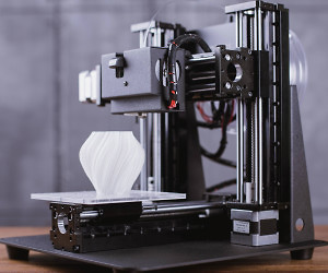 The Affordable All-Metal 3D Printer