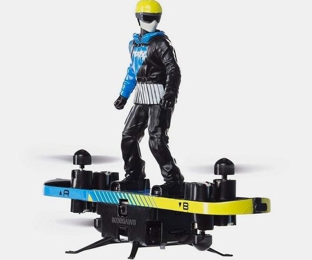 R/C Flying Hoverboard