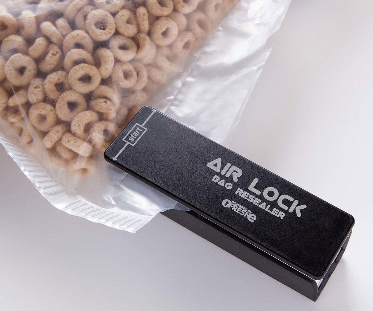 Air Lock Bag Resealer