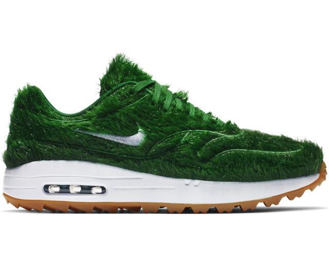 7dbbf3371288 Nike Air Max 1 Grass Sneakers