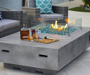 Akoya Fire Pit Table