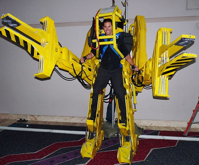 & Aliens P-5000 Power Loader