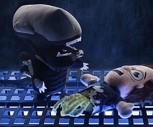 Aliens Xenomorph Plushie