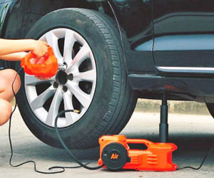 All-In-One Tire Changing Kit