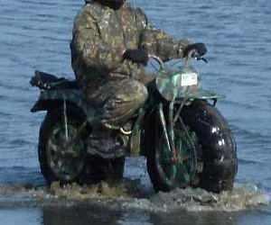 All Terrain Motorcycle