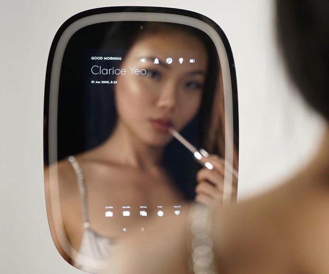 Allure Smart Makeup Mirror