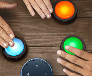 Amazon Alexa Game Buttons