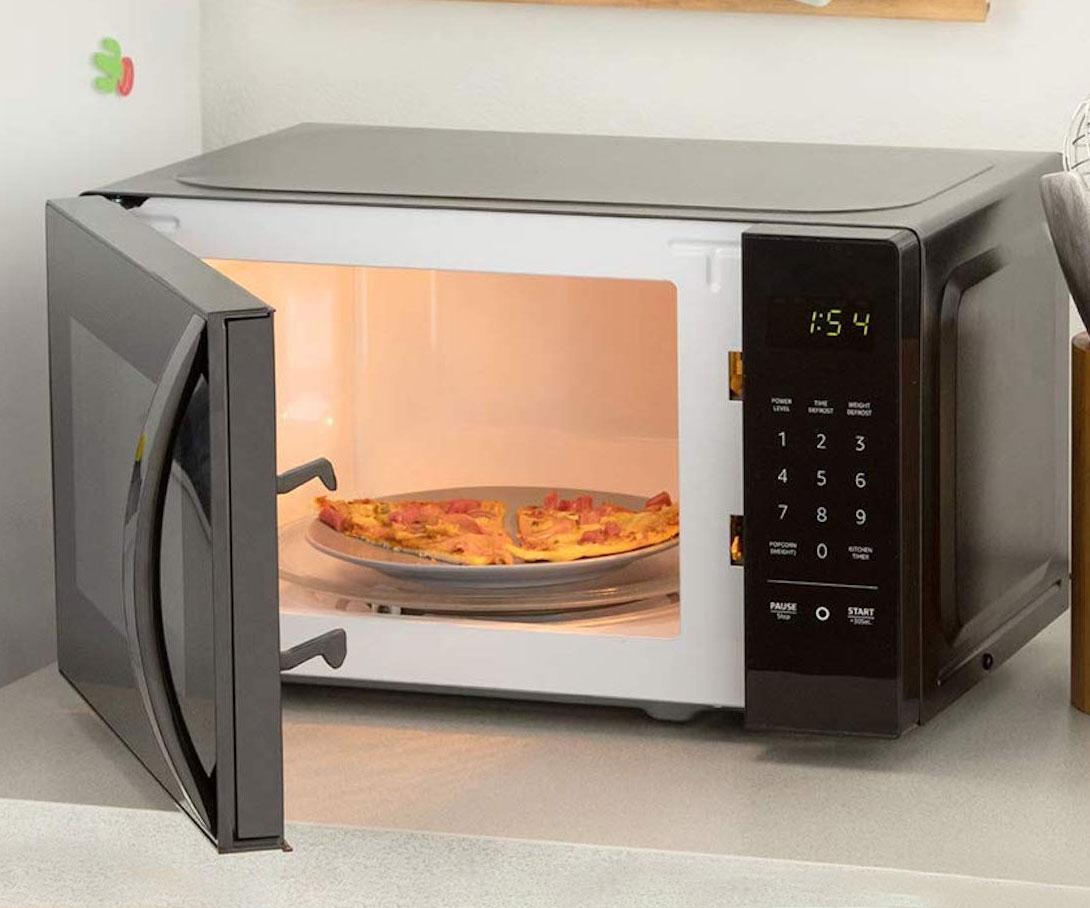 xAmazon Alexa Voice Controlled Microwave