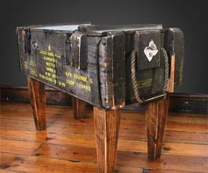 ammo crate table rh thisiswhyimbroke com Antique Wooden Ammo Boxes Ammo Box Inserts