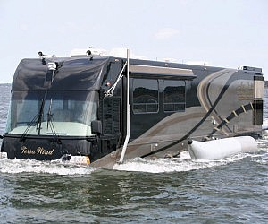 Amphibious Recreational Vehicle