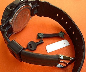 Anti-Kidnapping Watch Wris...
