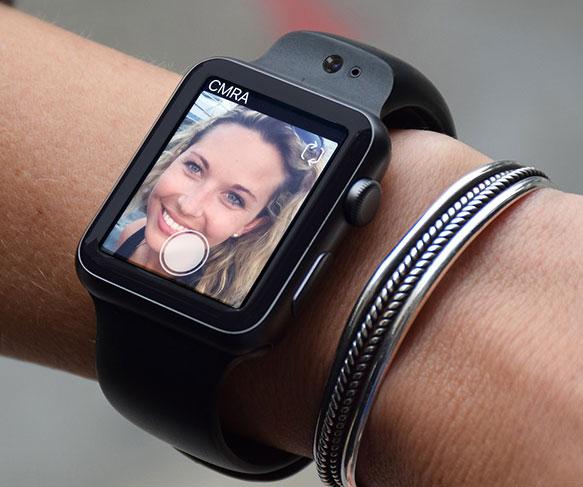 Apple Watch Camera Band