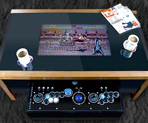Machine Coffee Table