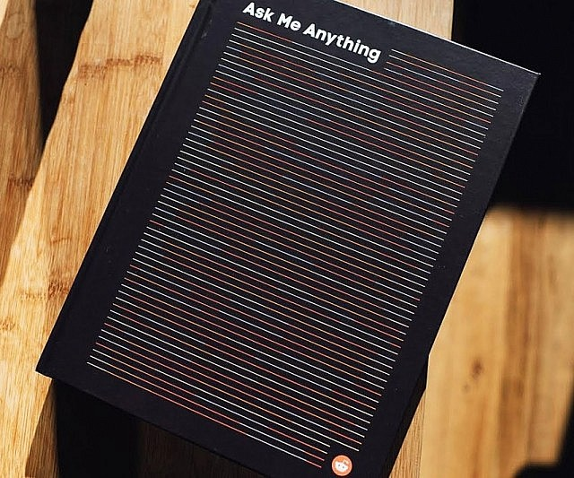 Reddit's Ask Me Anything Book